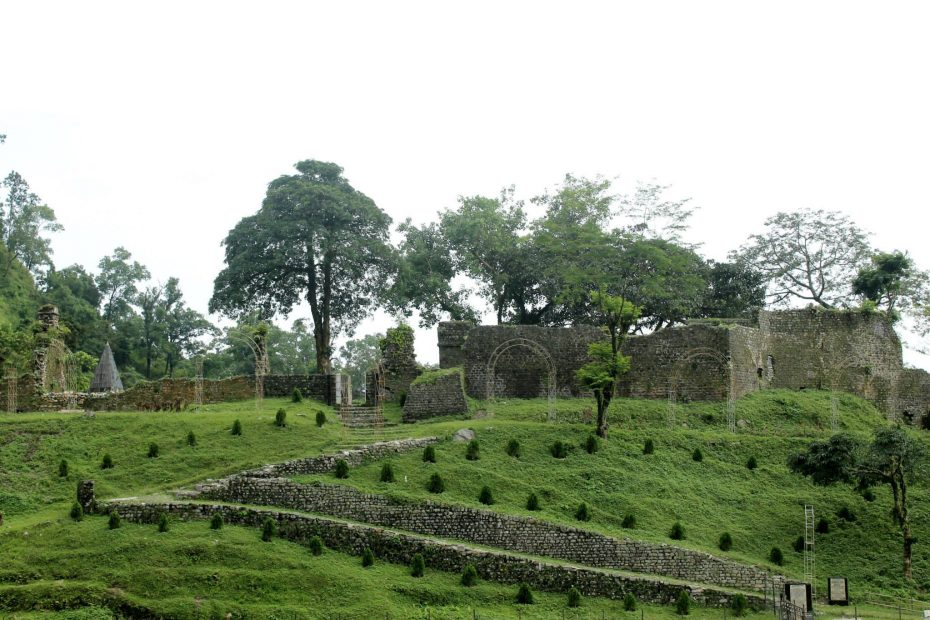 Buxa fort and it's History