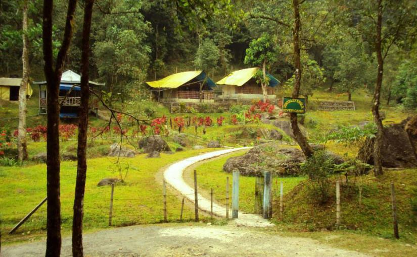The Gate of Suntalekhola River Camp  for Camping in Dooars