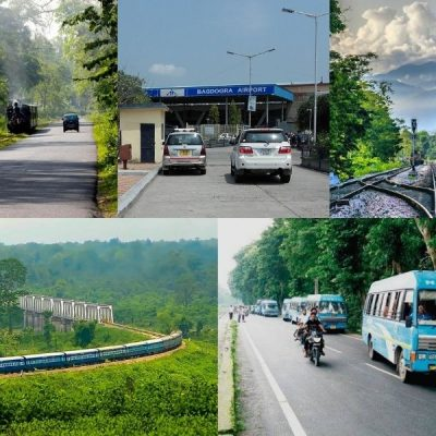 How to Reach Dooars: By Air, Train, Bus and Road and the fare